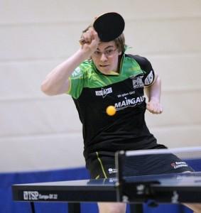 Simon Tiede erreichte Rang elf bei der Hessenrangliste der Jugend