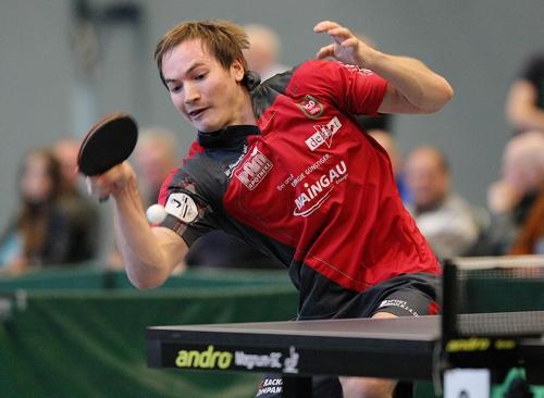 Tischtennis: Gregor Surnin ist Doppel-Hessenmeister