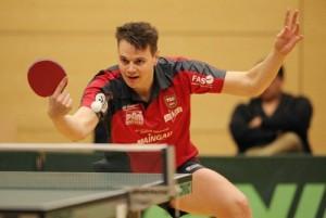 Andrija Dragicevic sicherte der TGO im Spitzenspiel das Unentschieden