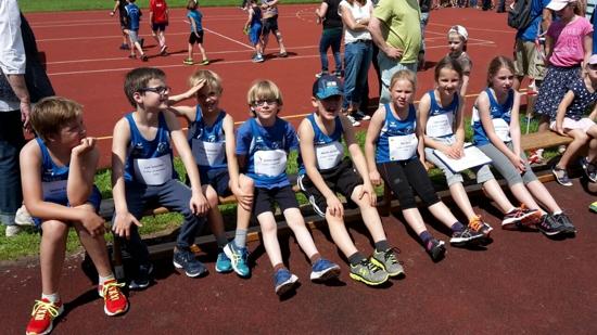 Kreismeisterschaften Kinderleichtathletik