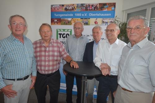 50 Jahre Sportabzeichen-Gruppe