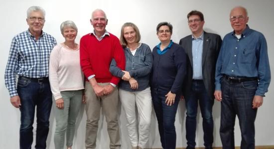 Mitgliederversammlung blickt auf erfolgreiches Vereinsjahr 2017