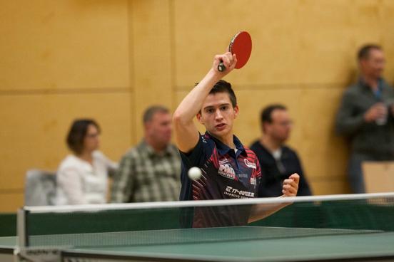 Verpatzter Rückrundenauftakt für Tischtennis-Herren