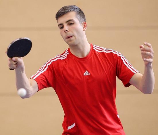 Dreimal Unentschieden für Tischtennis-Teams