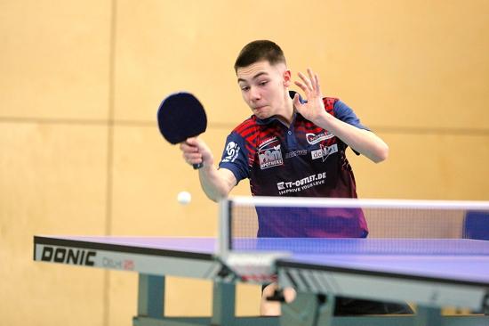 Top 32 Turnier: Edin Donlagic auf Rang vier