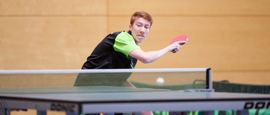 Tischtennisspieler starten in die neue Saison
